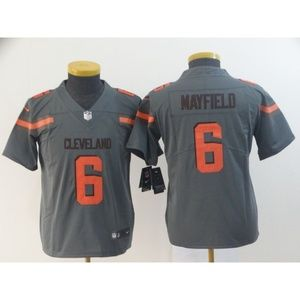 Youth Cleveland Browns Baker Mayfield Jersey
